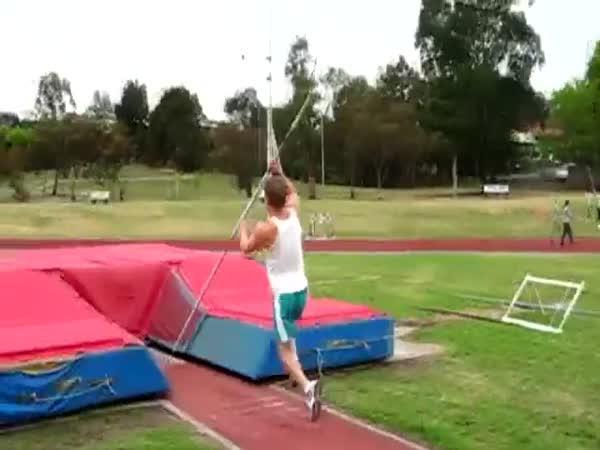Největší borci - Skok o tyči