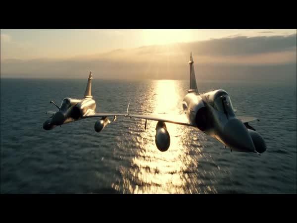 Kompilace - letadla