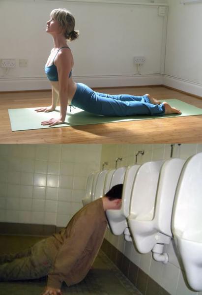 GALERIE - Opilecká jóga
