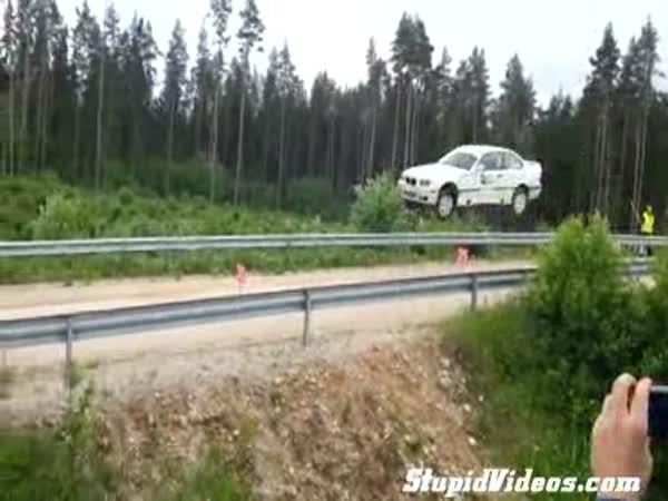 Létající BMW
