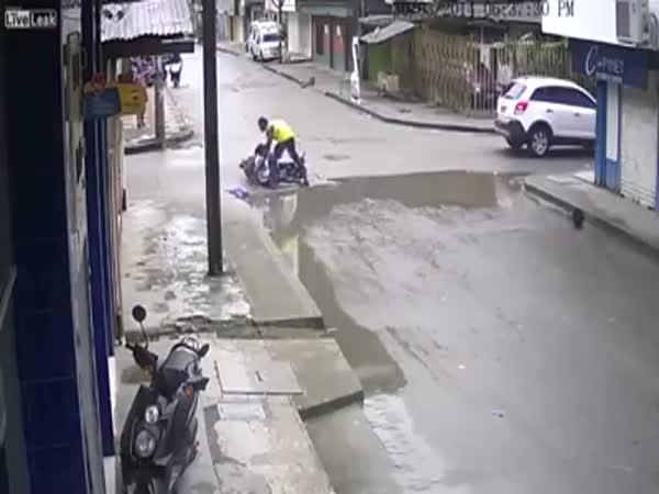 Extrémně nebezpečná kžižovatka