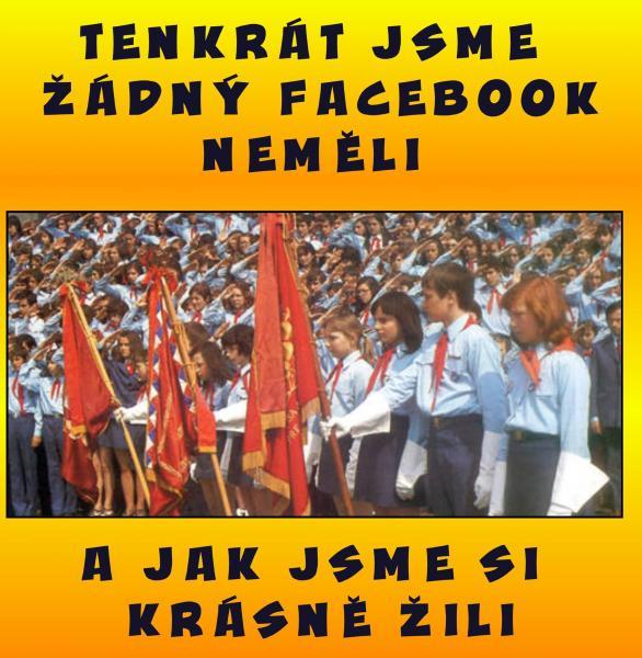 OBRÁZKY - Z českého Facebooku #8