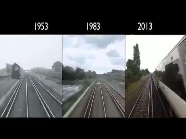Z Londýna do Brightonu vlakem [1953 - 2013]