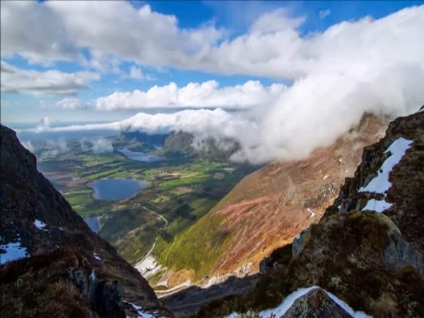Timelapse - Norsko