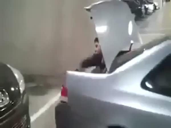 Parkovací asistent