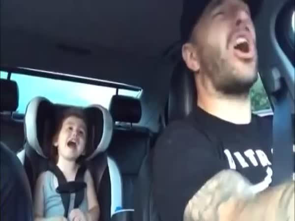 Pěvecký duet - Otec a dcera