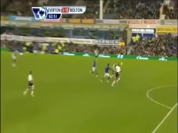 I brankář může dát gól