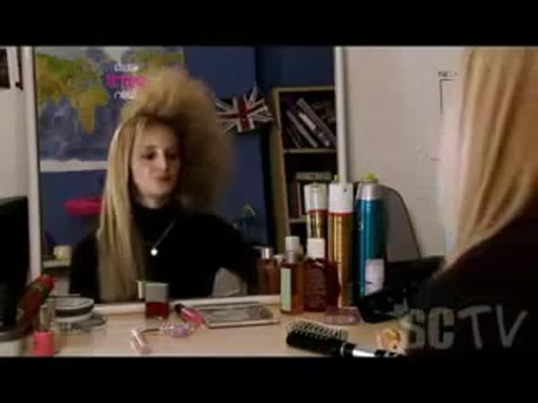 Jak je to s žehlením vlasů