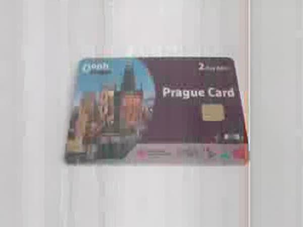 NÁVOD - Nekonečná Prague Card