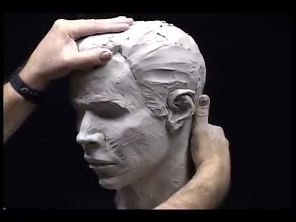 Parádní sochařská práce