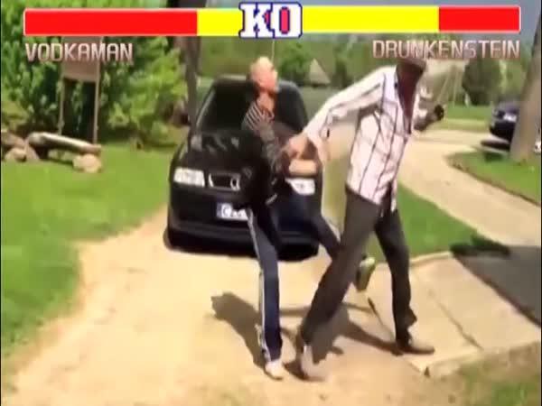 Street Fighter - Ruské vydání