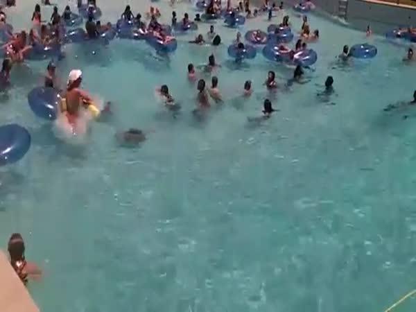 Práce plavčíků