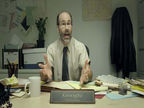 Kdyby byl Google obyčejný chlap 3.díl