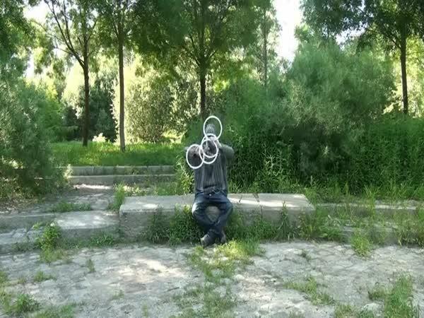 Optické iluze - kruhy #2