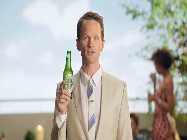 Reklama Heineken - Neil Patrick Harris