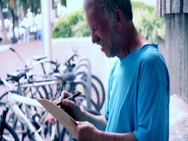 Bezdomovci - skutečné příběhy