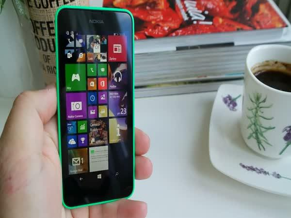 Dotekománie - Nokia Lumia 630
