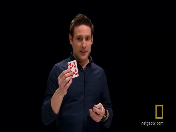 Uhádne kouzelník Vaši kartu?