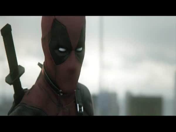 Deadpool - akční animace