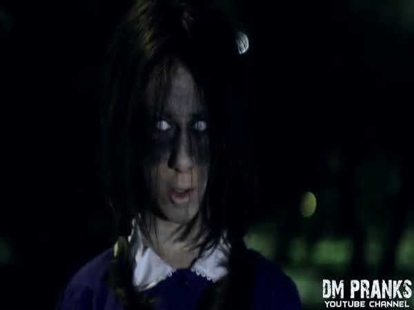 Nachytávka - dcera z pekel