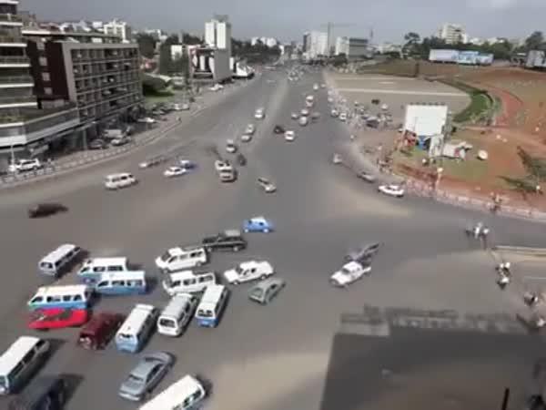 Doprava bez semaforů