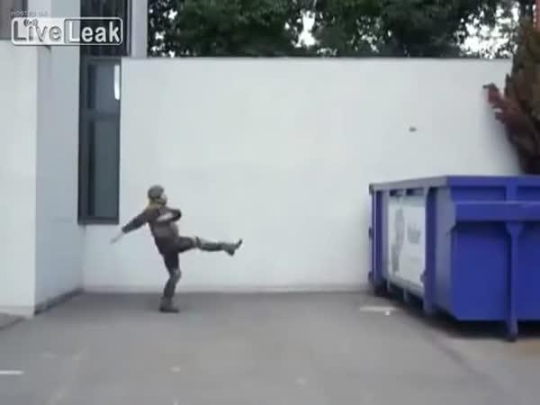 Když se voják nudí