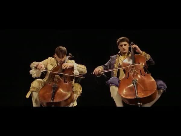 AC/DC Thunderstruck violoncello verze