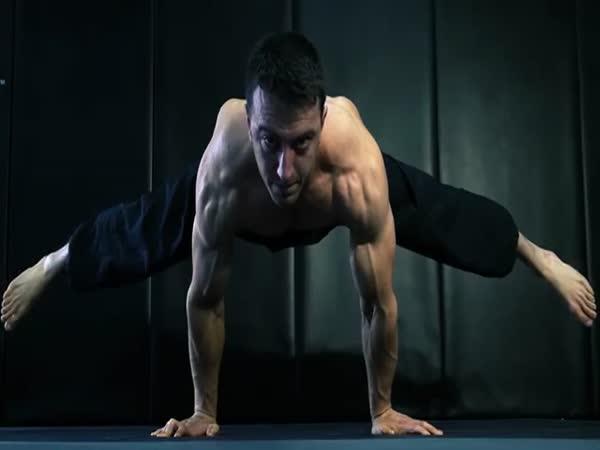 Jak trénuje breakdancer