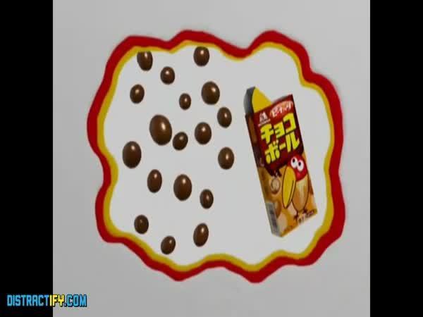 Kompilace nejlepších japonských reklam