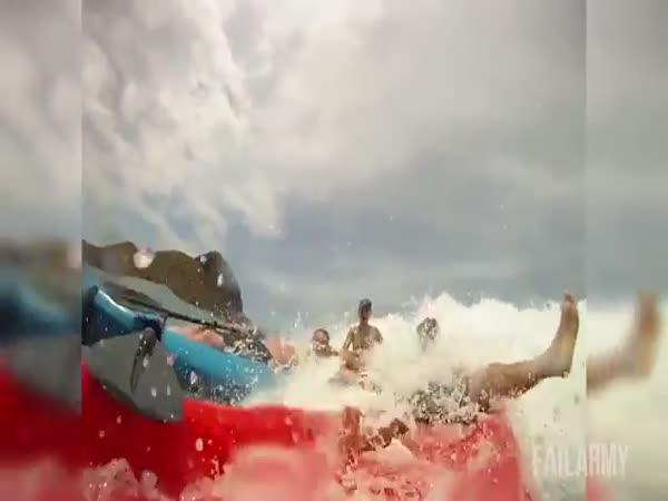 Největší blbci - vodní sporty
