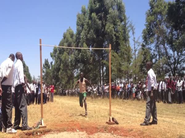 Takhle se skáče v Keni