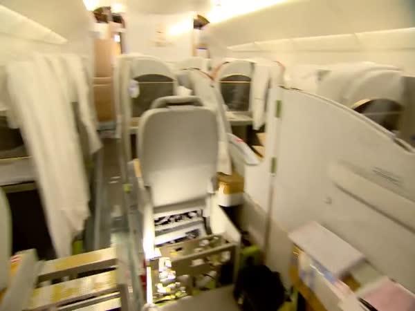 Výroba Airbusu A380
