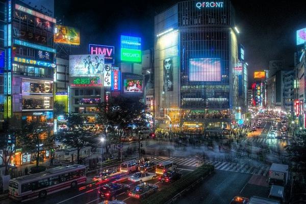 GALERIE - Krásy Japonska #1