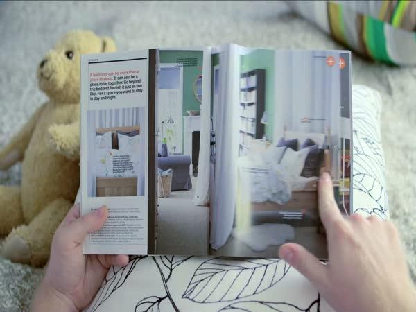 Revoluční IKEA katalog pro rok 2015