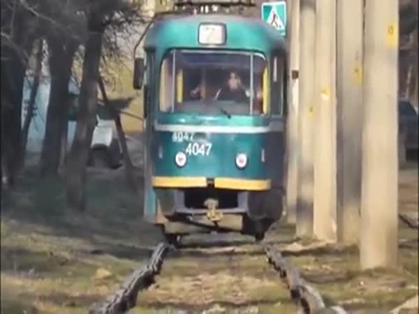 Tramvajová trať v Rusku