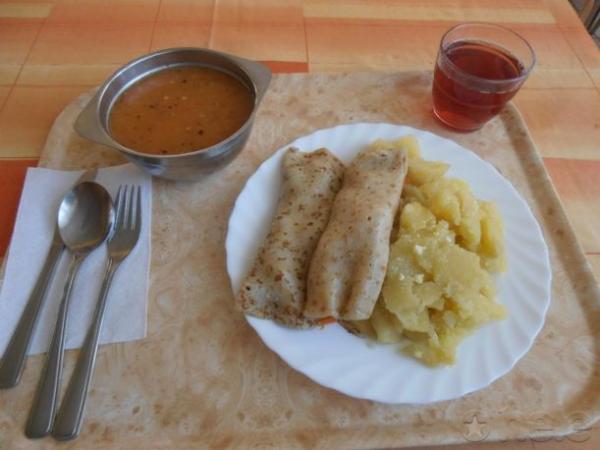 GALERIE - 33 vzpomínek na školní jídelny