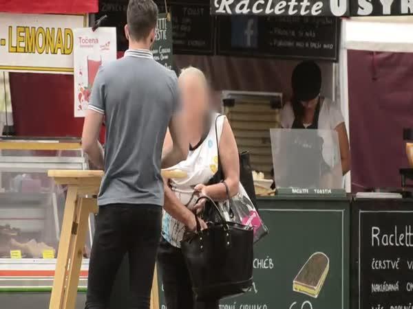 Laciné balící hlášky #2 - Zralé ženy
