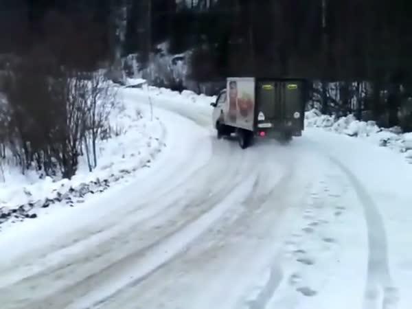 Rozvoz potravin na jiný způsob