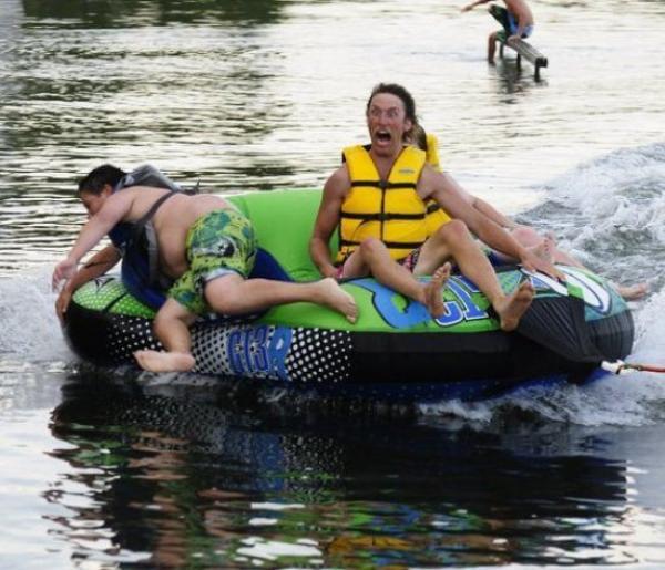 GALERIE - 15 momentek z vodních sportů