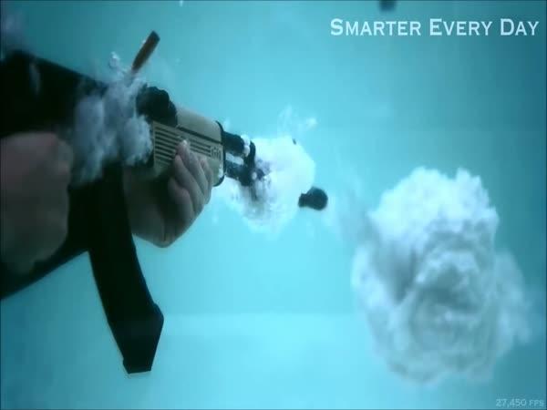 Výstřel pod vodou #2