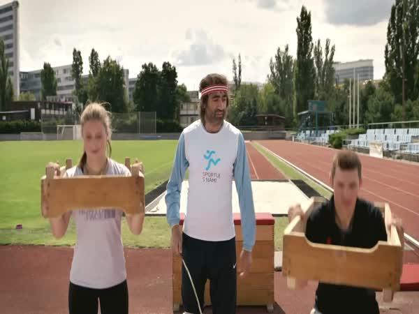 Reklama - Sportuj s námi