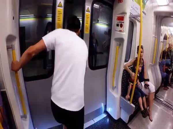 Muž, který předběhl metro