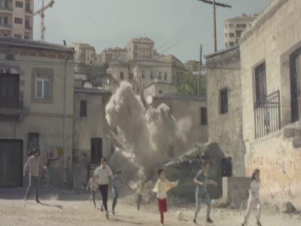 Sýrie - Čas se vrátit nedá