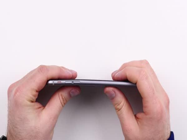 iPhone 6 plus - Test ohebnosti