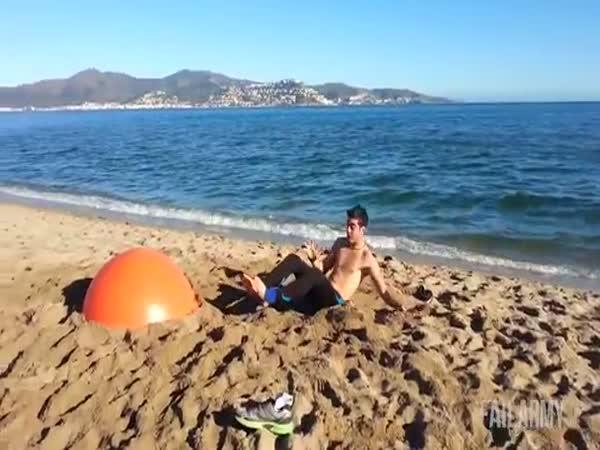 Největší blbci - gymnastický balón 2. díl