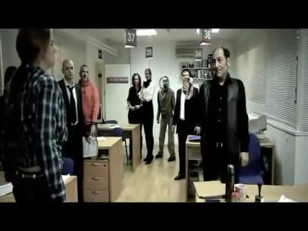 Byrokracie na úřadě