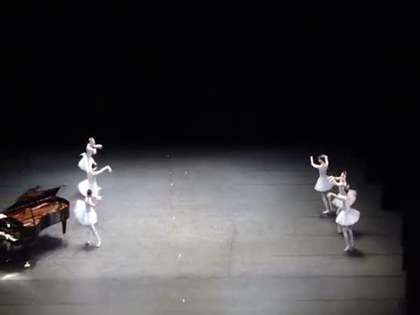 Nejvtipnější baletní vystoupení