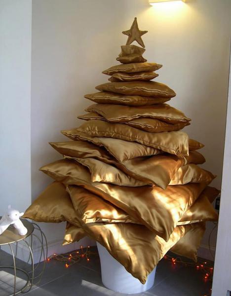 GALERIE - Kreativní vánoční stromečky