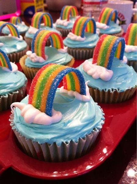 GALERIE - Skvělé nápady na Cupcake