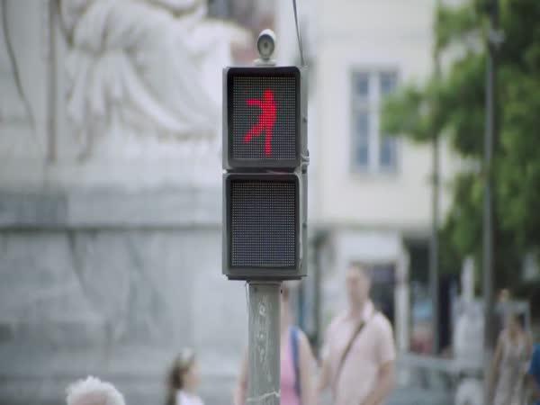 Tancující semafor